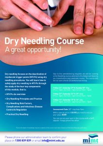 learn more about dry needling
