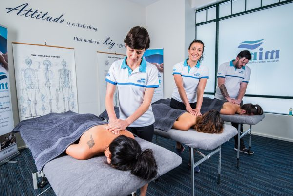 group massage