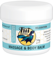 Tui Relaxation MassageBody Balm