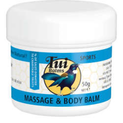 Tui Sports Massage Body Balm