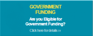 government funding for massage therapy course