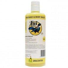 Tui balms massage and body balm unscented pump bottle