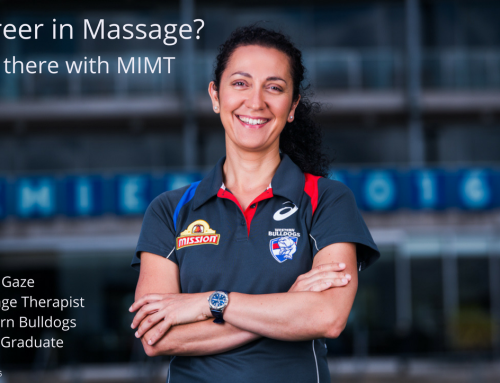 9 job opportunities for Massage Therapists