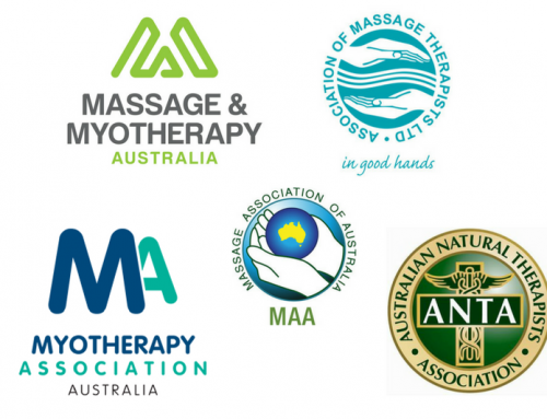 Why join a massage/myotherapy industry association?