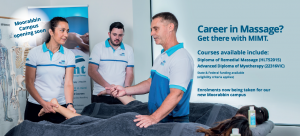 Launch your massage therapy career with MIMT