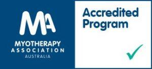 Myotherapy association Australian logo
